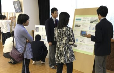 【部活動顧問】平成28年度第52回生徒理科研究発表会 西部大会に引率