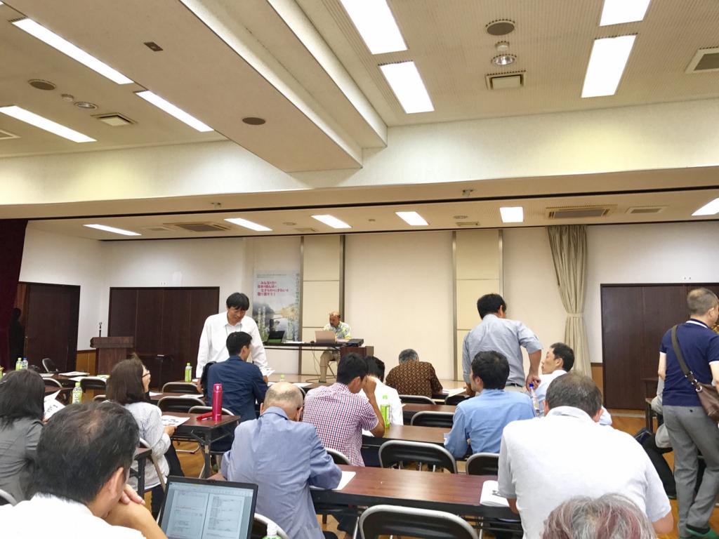 「田んぼで育つ、ひと・稲・生きもの交流会 in 小田原」基調講演を傾聴