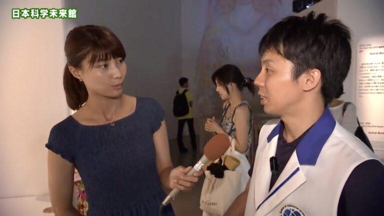 【江東ケーブルテレビ取材対応】 区政情報番組「江東ワイドスクエア」